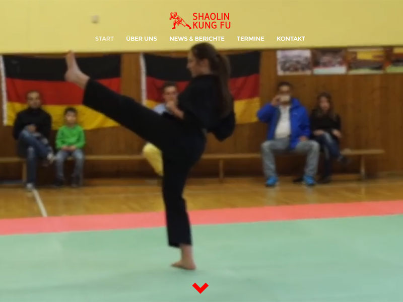 Turnverein Heddesdorf - Kung Fu